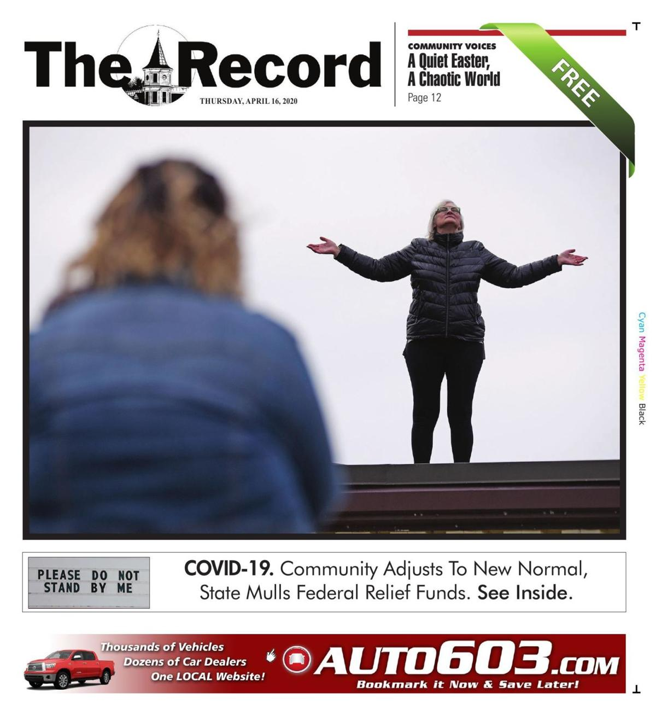 Littleton Record, April 16, 2020