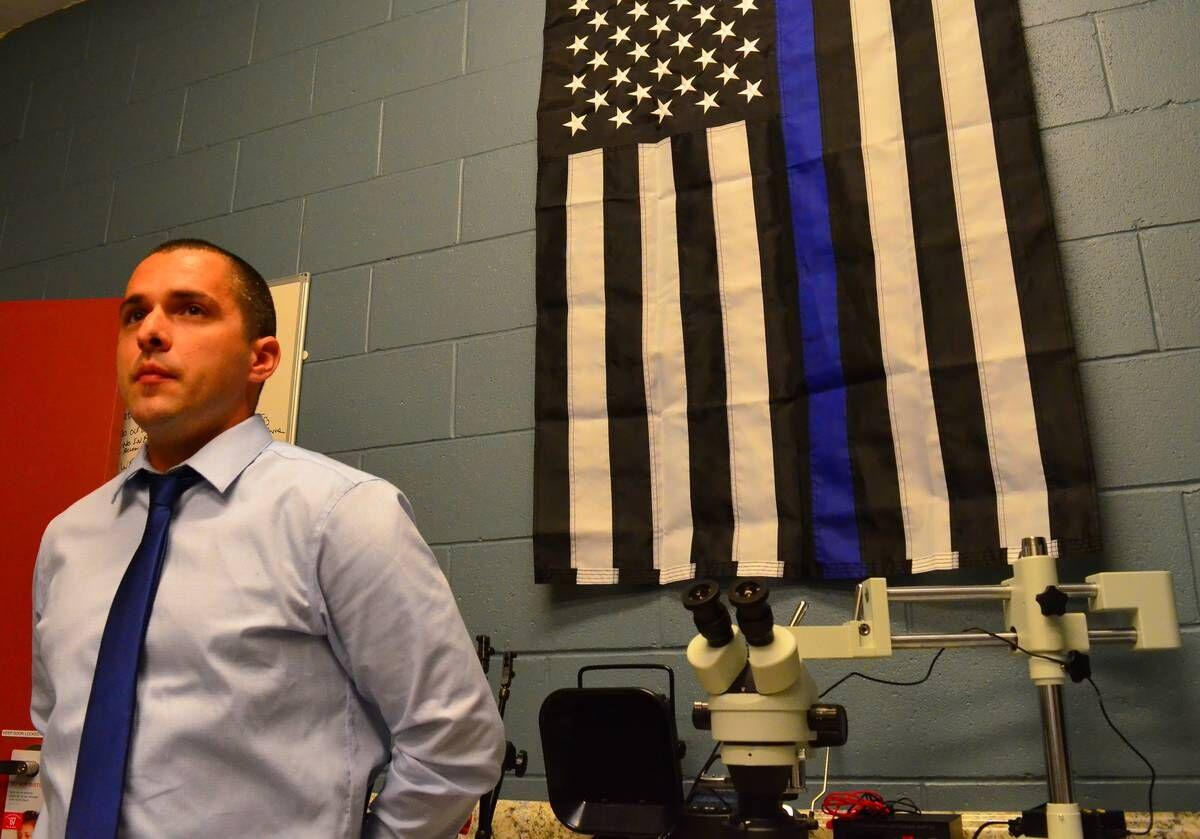 Sheriff's Detective Honored With U.S. Secret Service Award