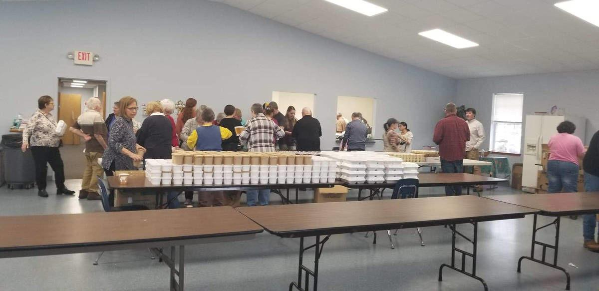 Church Of God Delivers 515 Thanksgiving Meals To Local Families