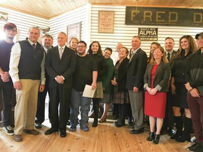 Governor Celebrates Spirit Of The ADA Award Going To Barton Business