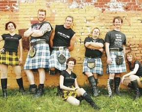 Tartan Terrors To Roll Into Lancaster