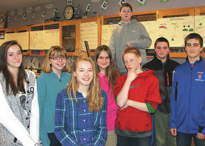 LTS students prepare for 2015 Science Fair at LSC