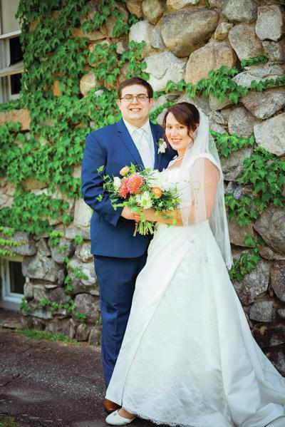 Meghan Gadapee And Timothy Christ Marry