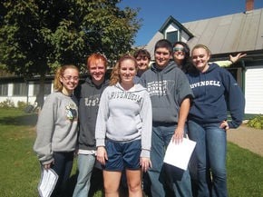 Upward Bound Students Attend 2013 New England Student Leadership Conference