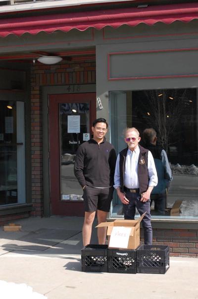 Central Café Freely Shares Before Closing Shop