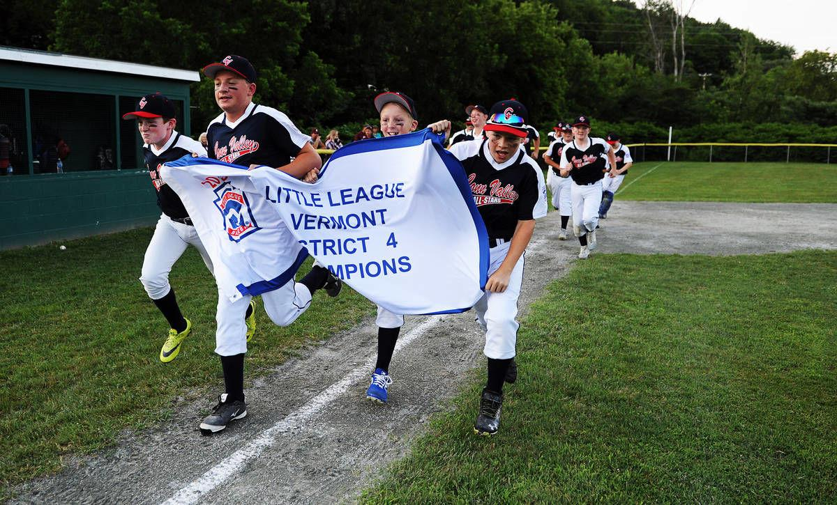 Local roundup: CVN A Win Away From Little League 11-12 State Title