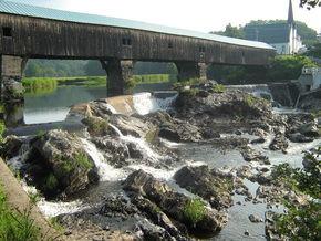 Travel Guide: Covered Bridges