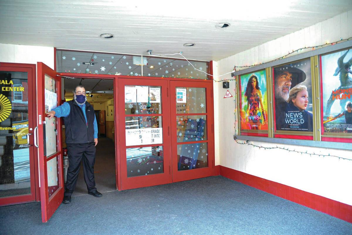 Behind The Scenes: Keeping the Area's Only Theatre Open In A Pandemic