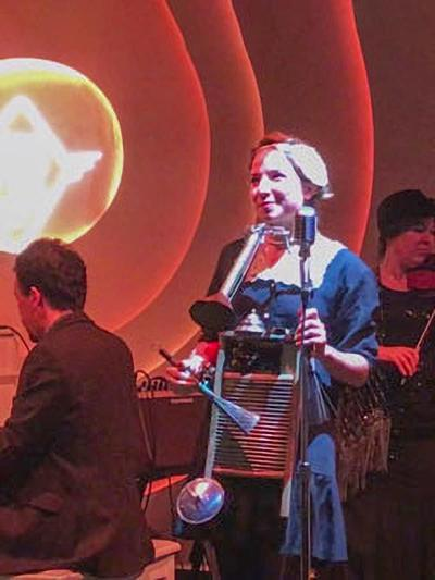 Miss Maybell & The Jazz Age Artistes to Perform at York Street Meeting House July 1