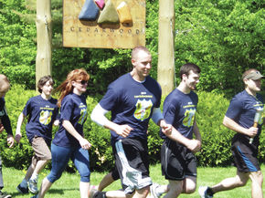 Students support Special Olympics