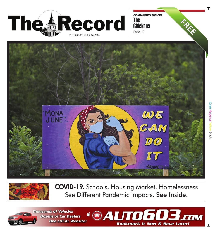 Littleton Record, July 16, 2020