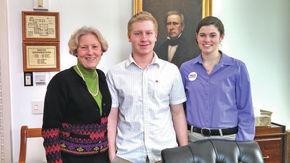 Upward Bound students attend Vermont TRiO