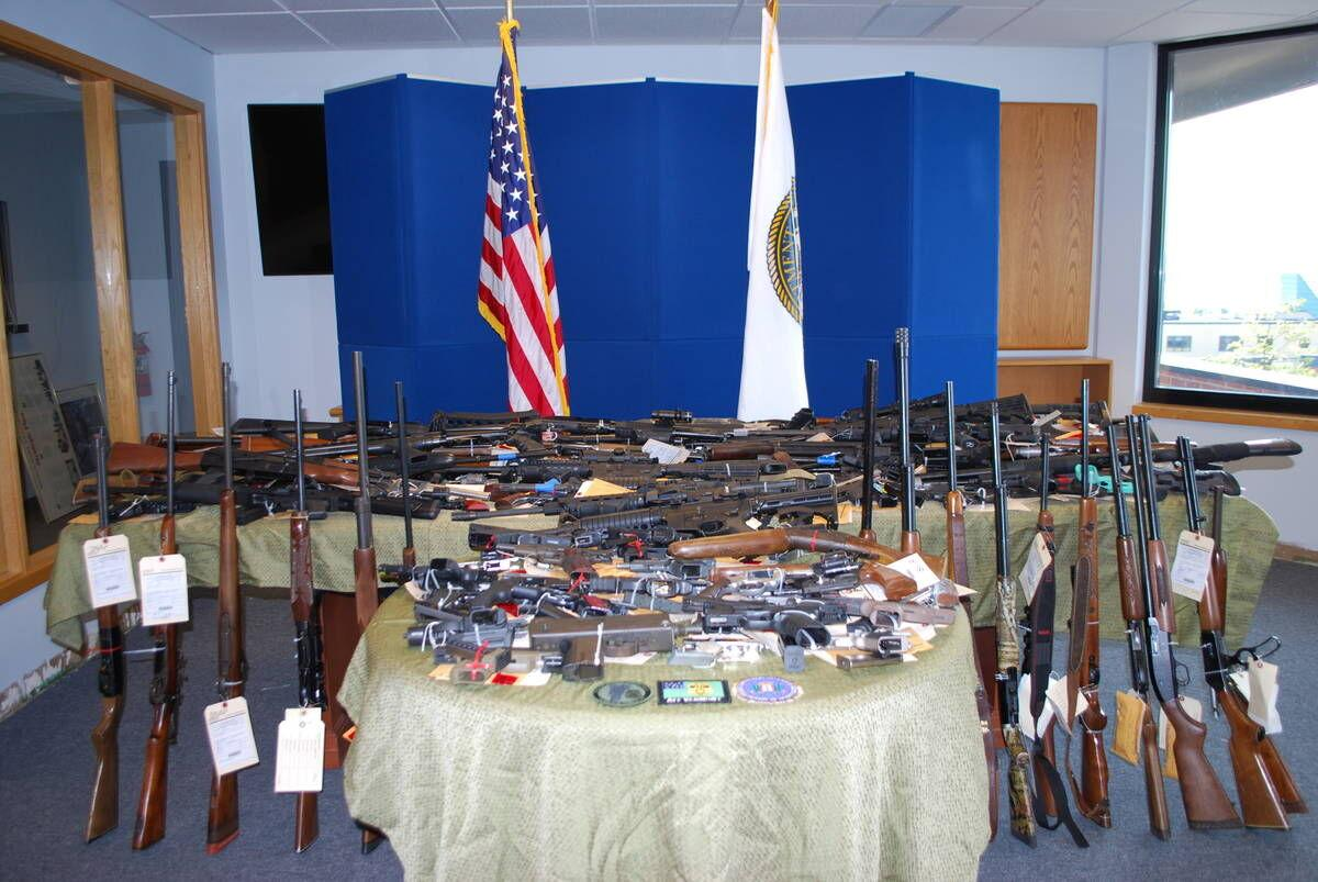 Operation 'Fury Road' Results In Federal Prosecutions; Seizure Of Firearms And Drugs
