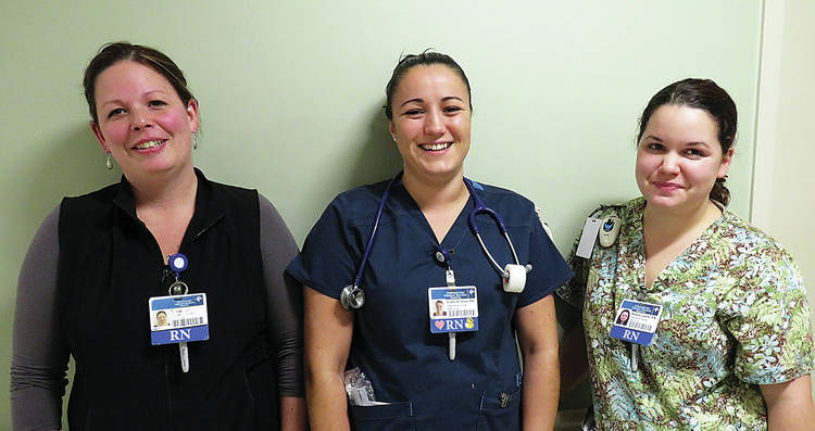 NVRH Nurses Receive National Certification in Wound Care | Health ...