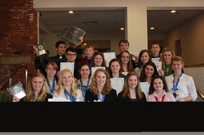 Littleton FBLA Garners Numerous Awards At State Conference