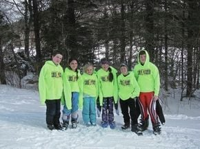 Whitefield students compete in Roland Peabody Slalom at Cannon Mtn.