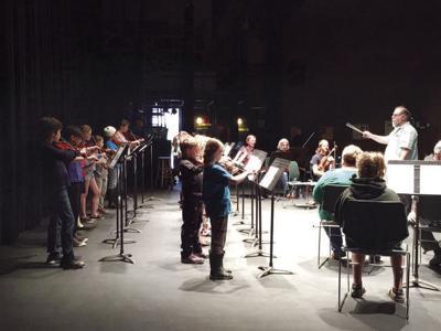 NEK Community Orchestra Performing Dec. 9 At Northern Vermont University-Lyndon