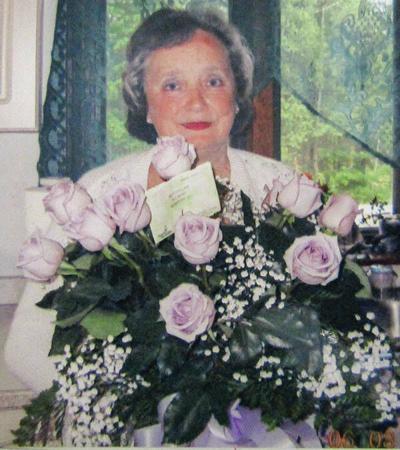 Betty Mae 'Moulton' Ellam Obituary