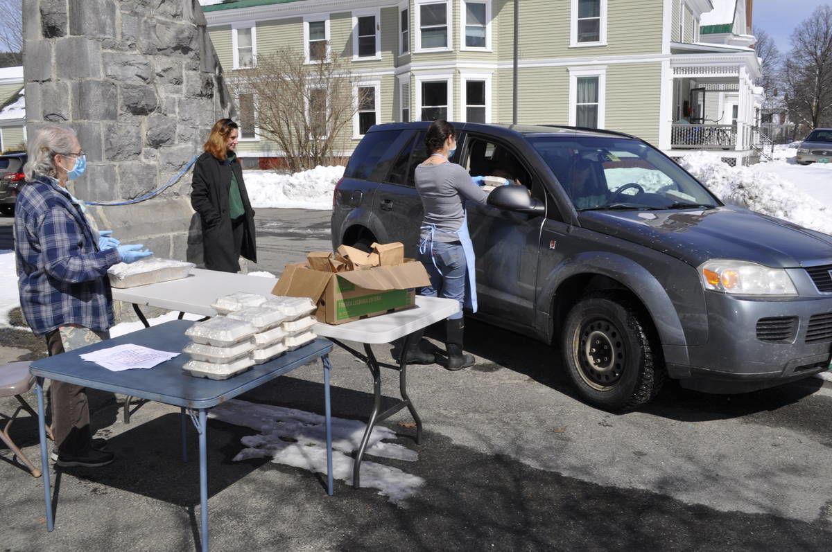 Food Needs Growing: Volunteers, Agencies, Rolling Sleeves Up