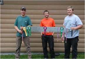 GMTCC Forestry Students Compete At Saco Valley Woodsman Day