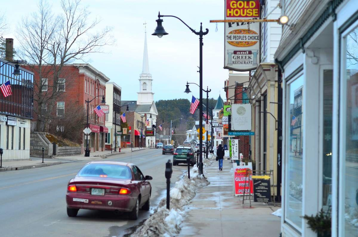 North Country:Towns Could Enforce Provisions Of New Hampshire's Stay-At-Home Order