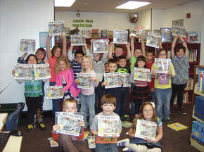 Stratford students receive copies of Where the Wild Things Are
