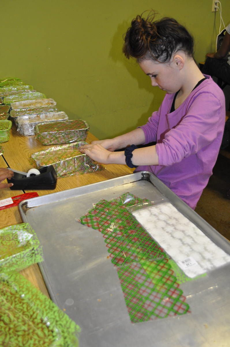 Volunteers Deliver Holiday Gift To Community