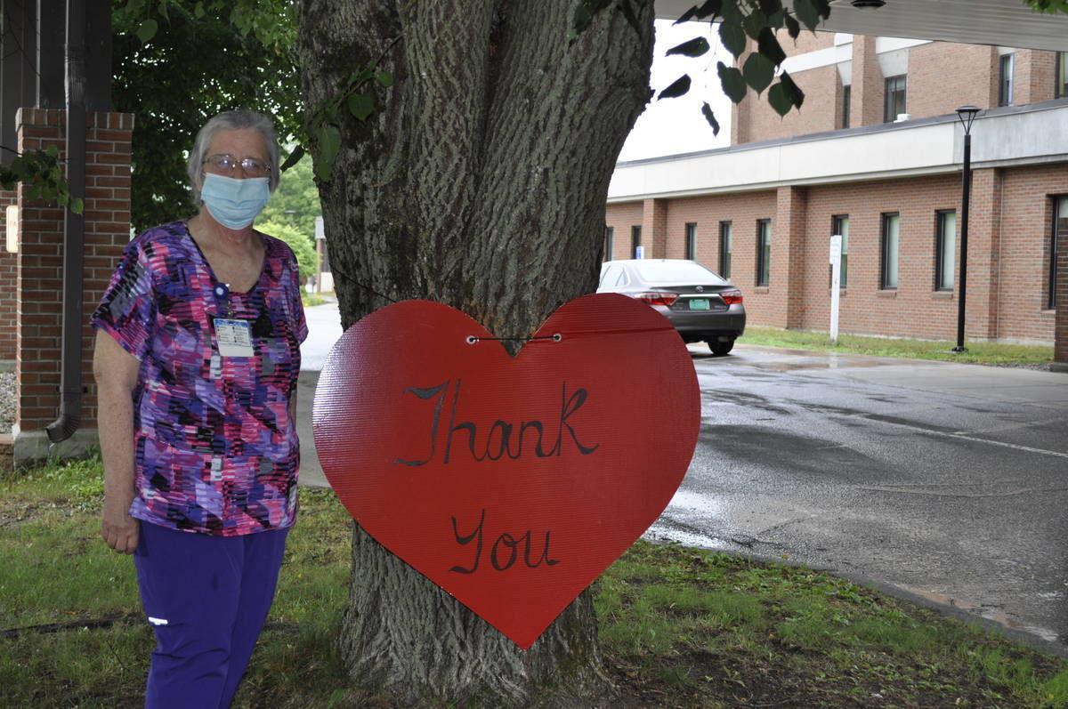 NVRH Nurse Elaine Jewell Reflects On 50 Year Career