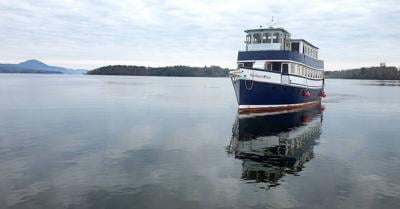 Preservation Trust Grant Buoys Northern Star Effort On Memphremagog