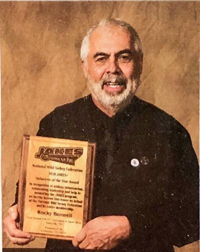 Bunnell Named JAKES Volunteer of the Year