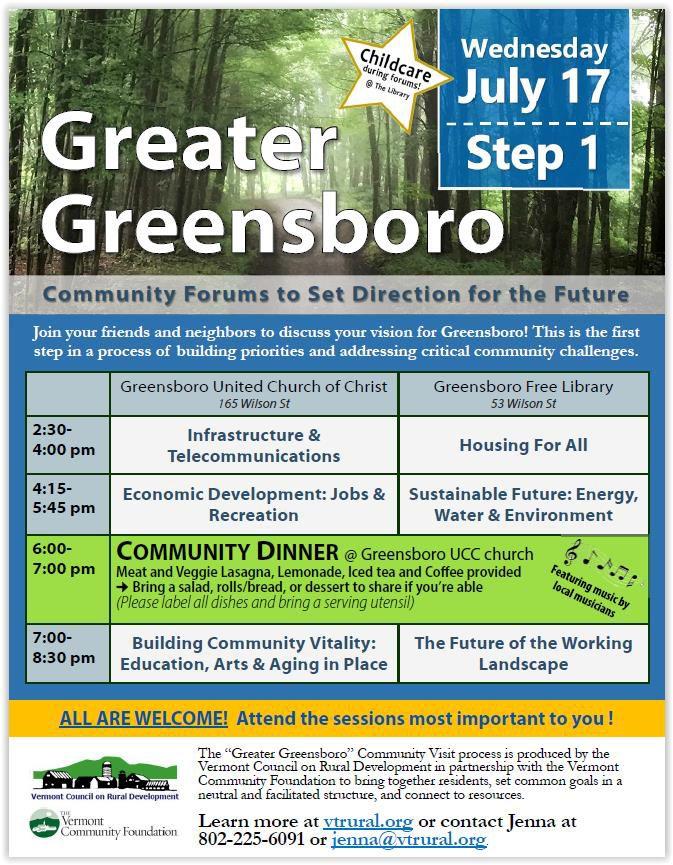 Greater Greensboro Flyer