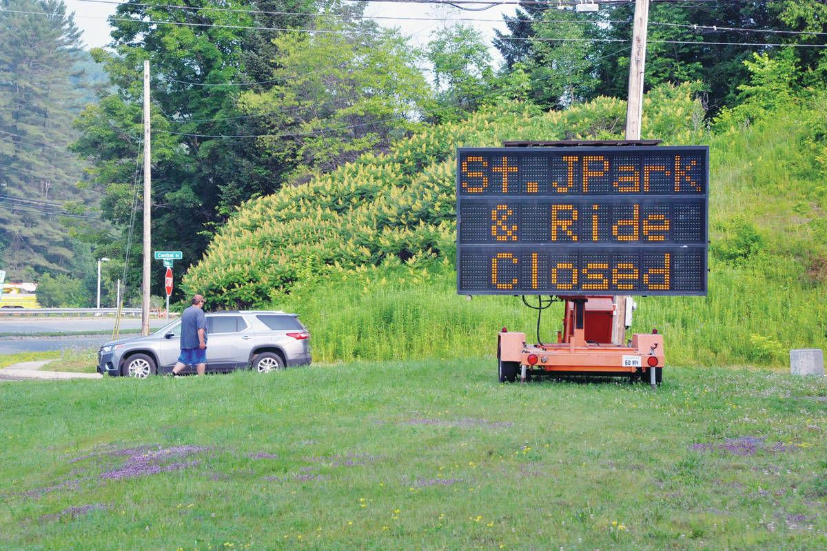 St. J Park & Ride Project Beginning This Month