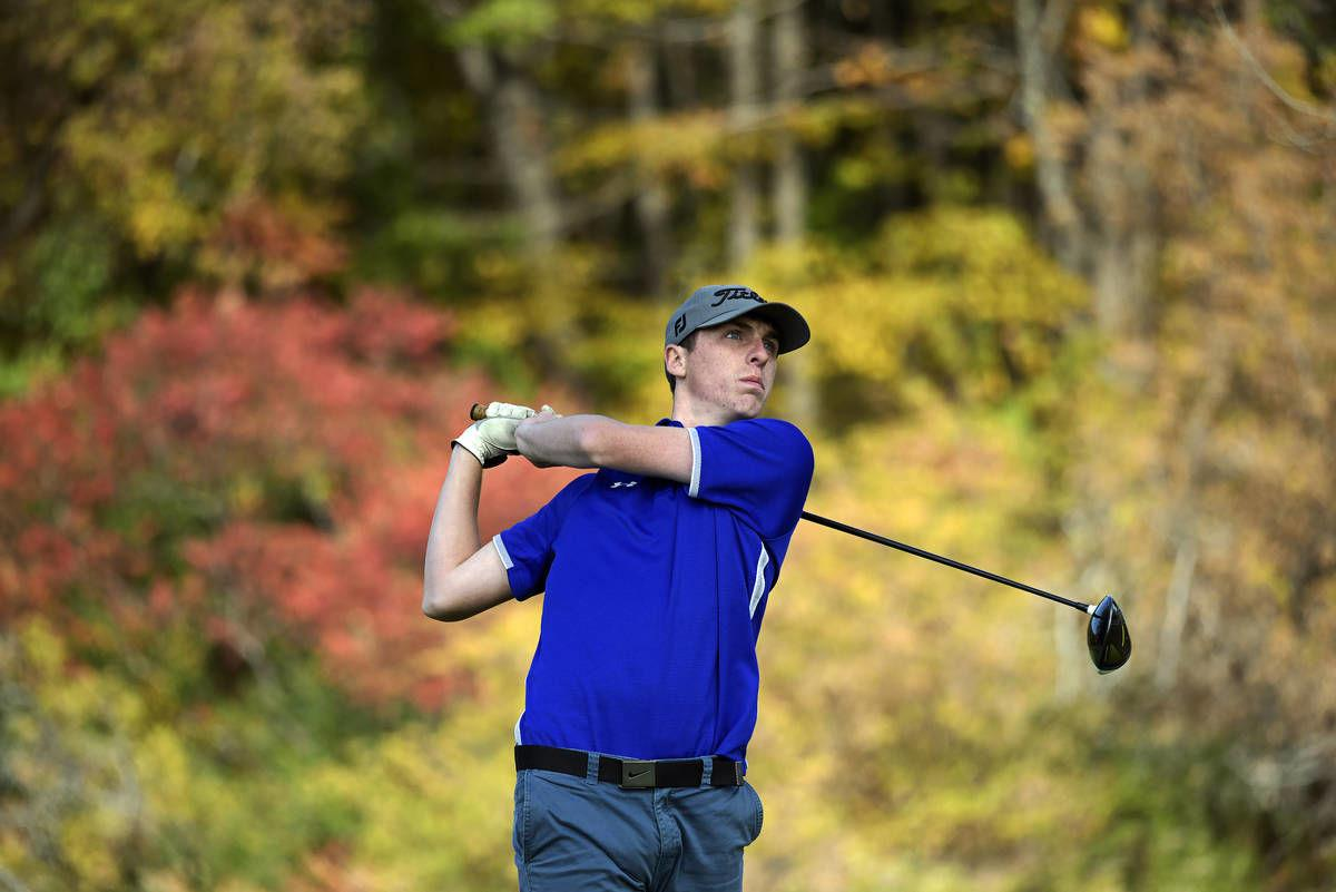 Vermont H.S. golf championship: North Country's Giroux takes second