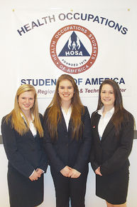 Gallen C&T Center Students Receive Multiple Awards At HOSA Conference