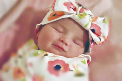 Esmeralda Kaylene Garfield Is Born