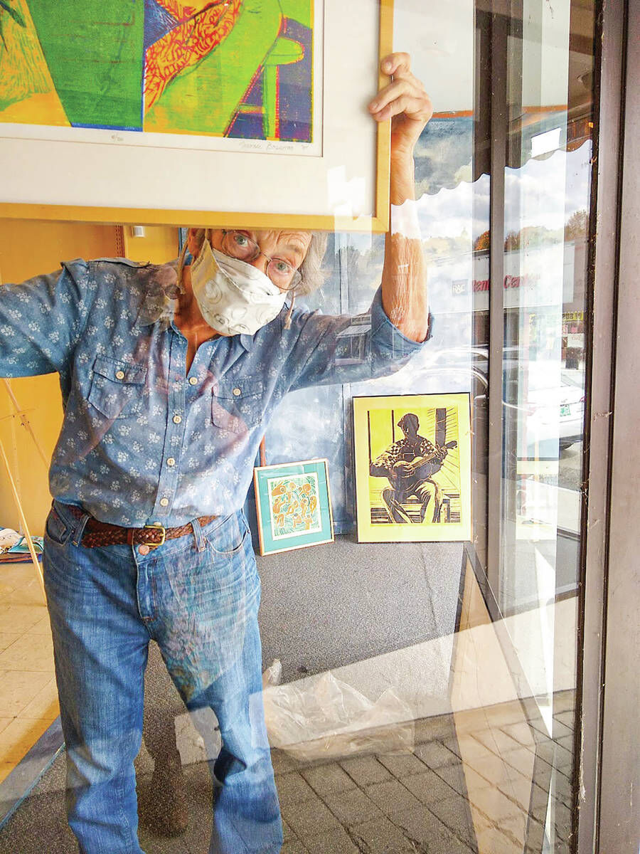 Local Talent Featured In Downtown Art Exhibitions