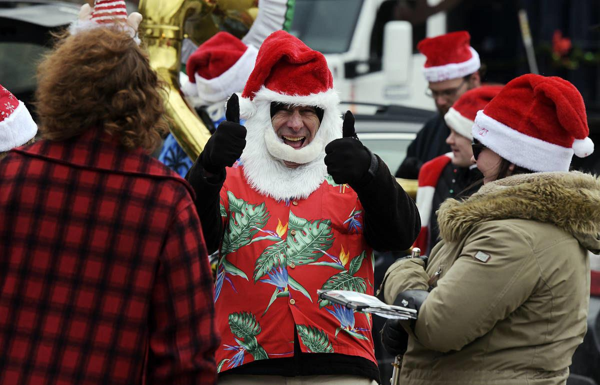 Scene At The 33rd Annual Littleton Christmas Parade