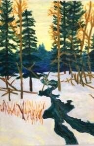 Art Exhibit Highlights Coming Of Spring