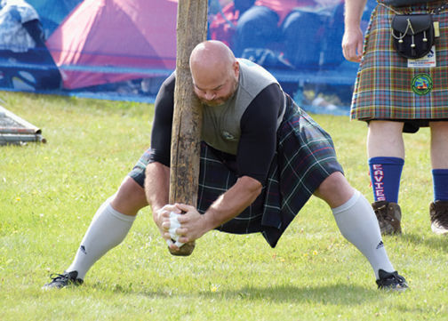 NH Highland Games and Festival