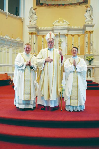 Newly Ordained Priest To Serve Locally