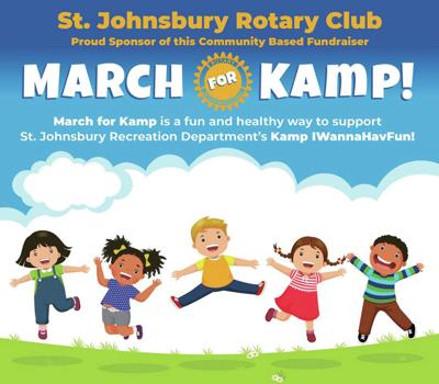 March For Kamp IWannaHavFun!