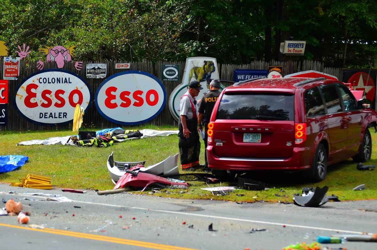 Three-Vehicle Crash In North Country Kills Bethlehem Woman