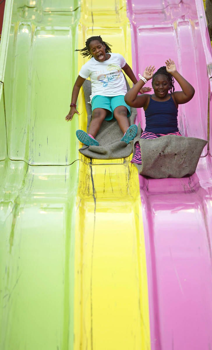 County Fairs Optimistic About Return