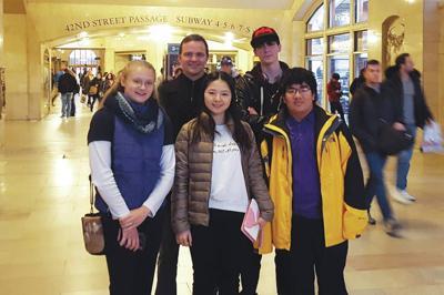 Lyndon Institute Students Compete At Yale Invitational Certamen