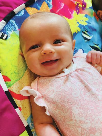 Eva Lynn Bigelow Is Born