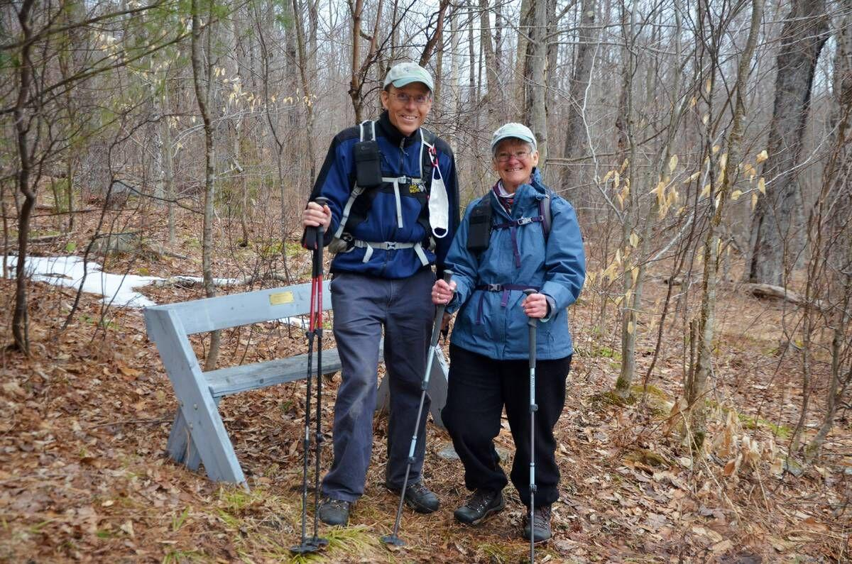 North Country Couple Spearheads Opening Of New ACT Trail