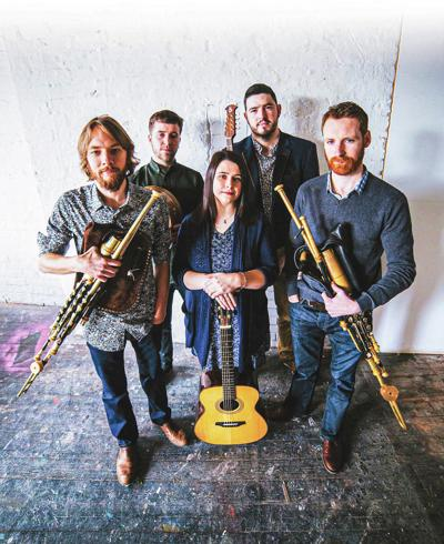 Shamrock and Roll with Belfast's Réalta at Dog Mountain