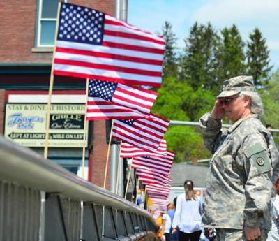 Memorial Day In Littleton: No Procession; Speaker, Wreath-Laying To Be On Video