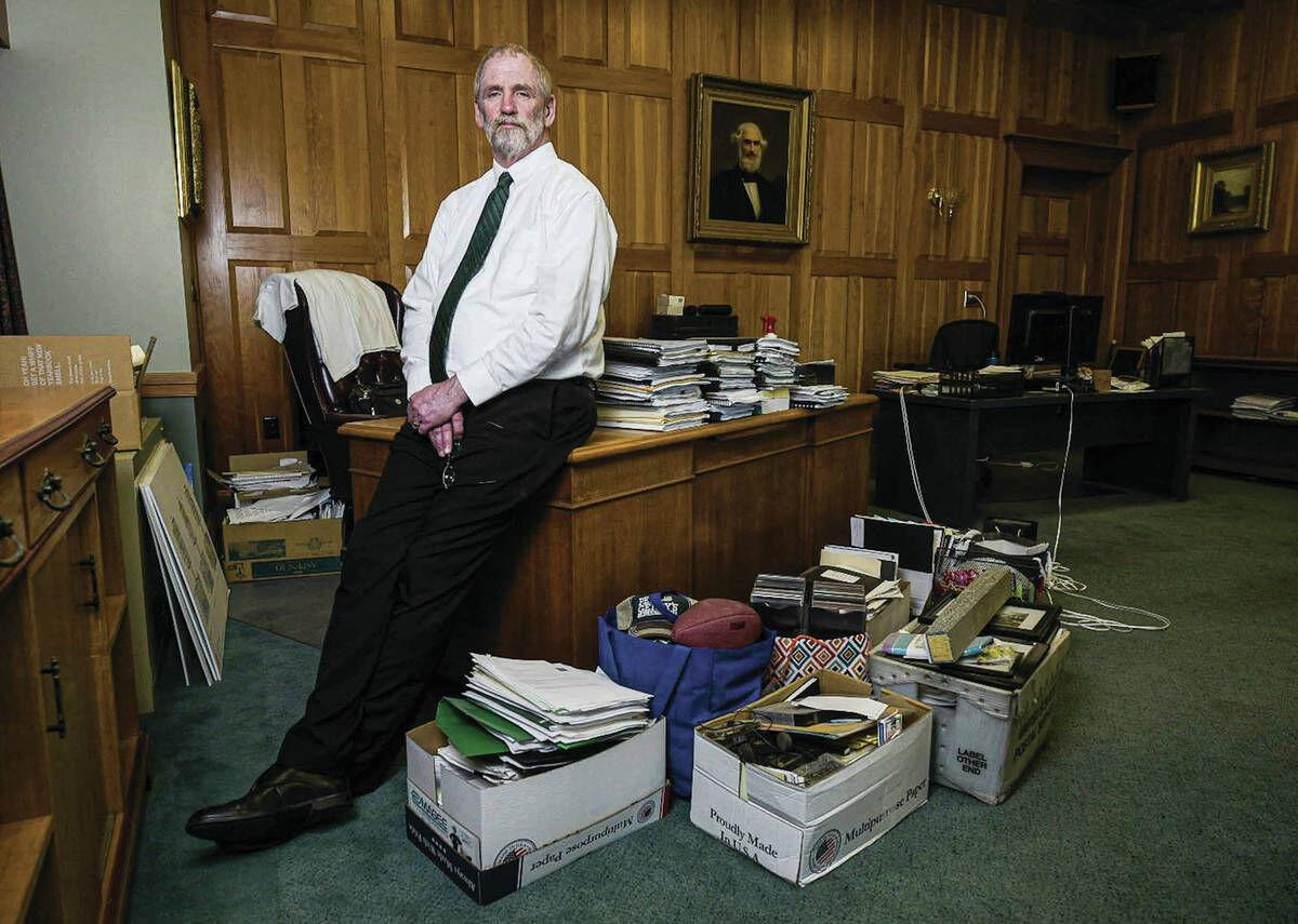The Last Word: Lovett Says Farewell to his Time as Academy Headmaster