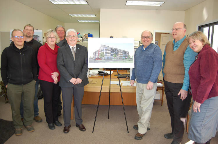 Local Developer Plans 200-Apartment Retirement Complex In Newport City